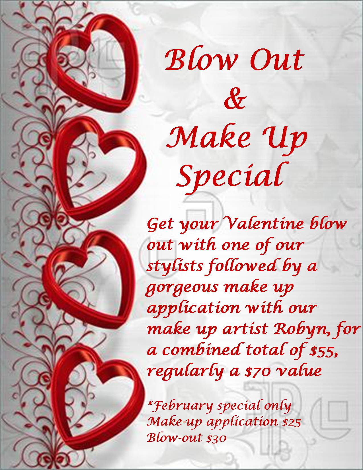 valentinesday valentines specials