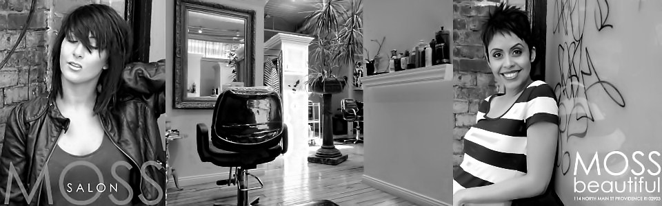 Providence hair salon styling coloring hair colorists for Moss hair salon